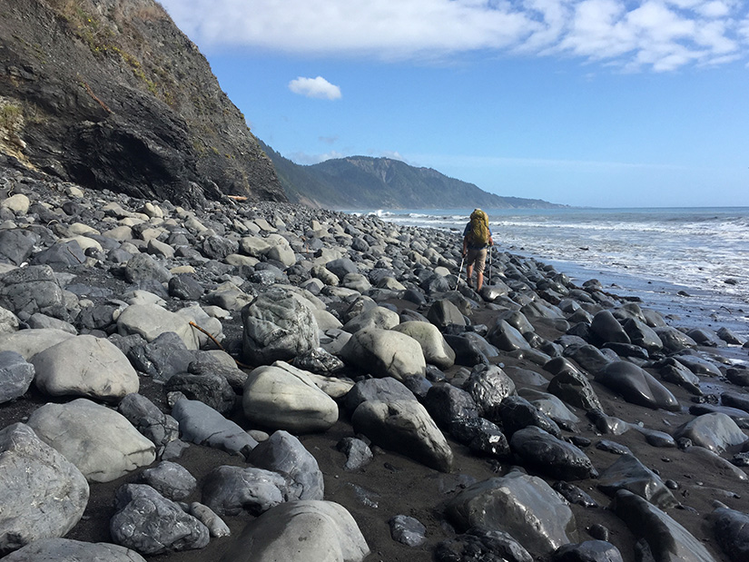 Hiking the Lost Coast Trail