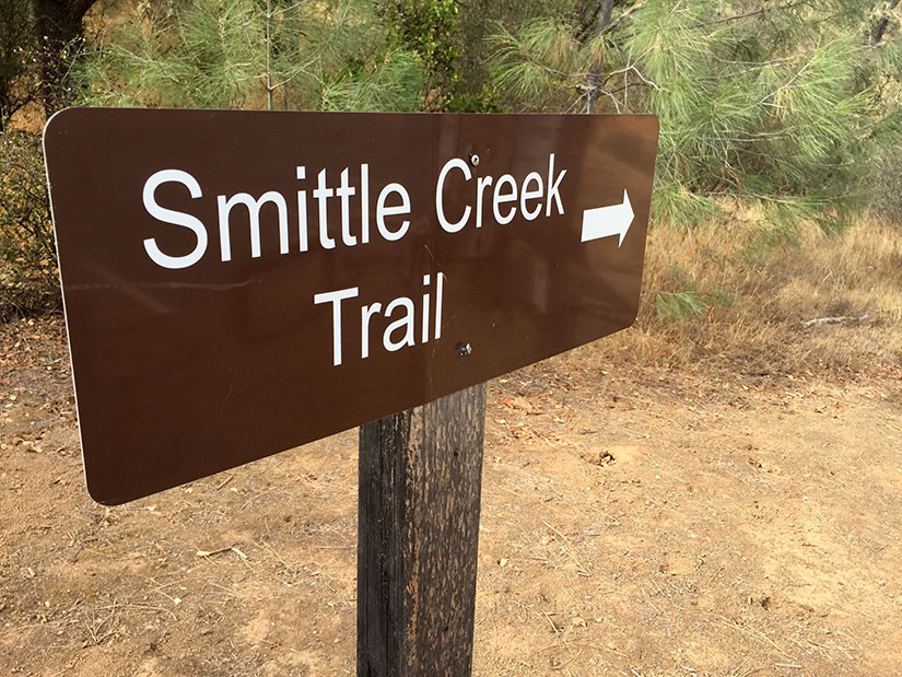Smittle Creek Trail